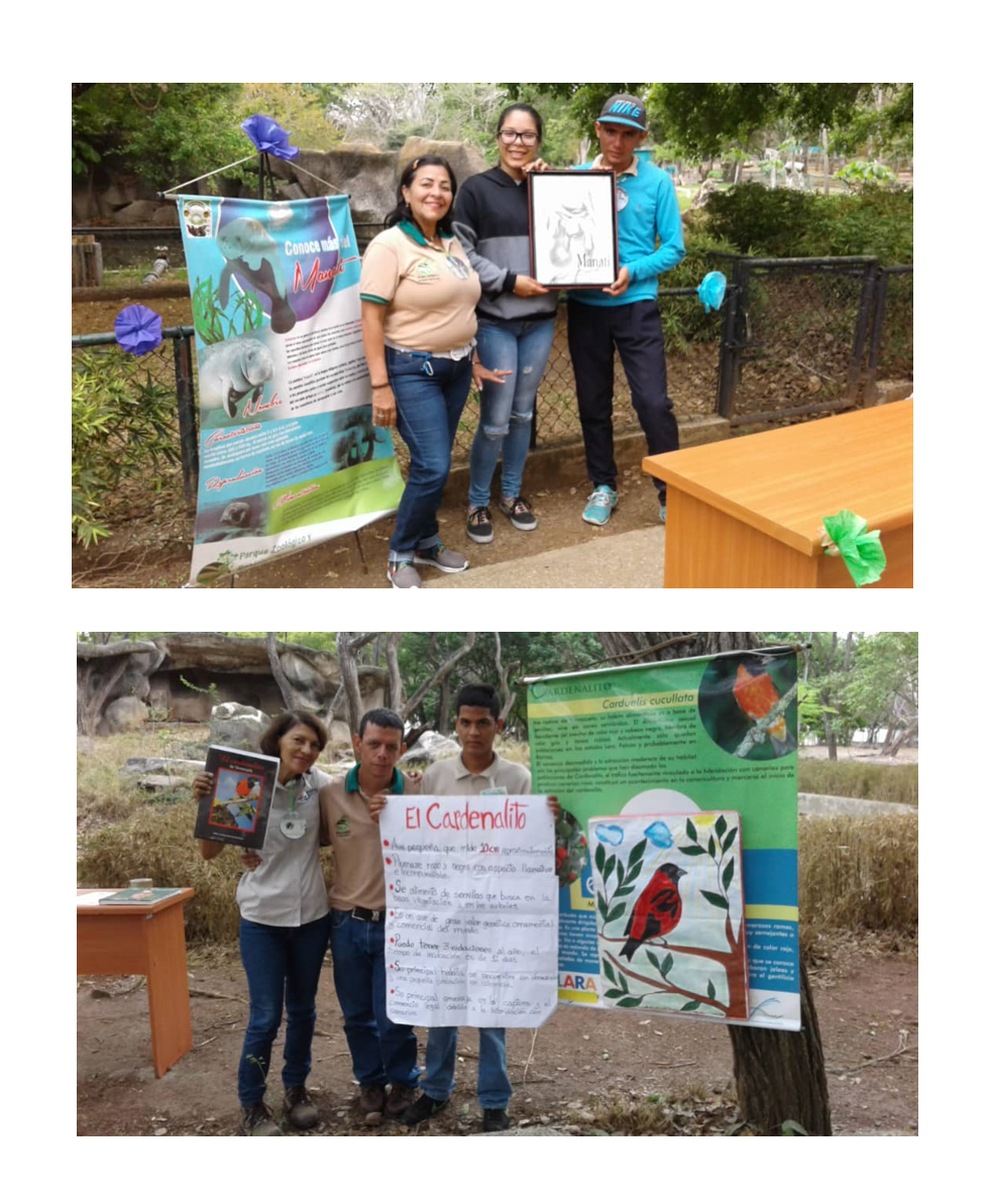 Outreach activities at Bararida Zoo