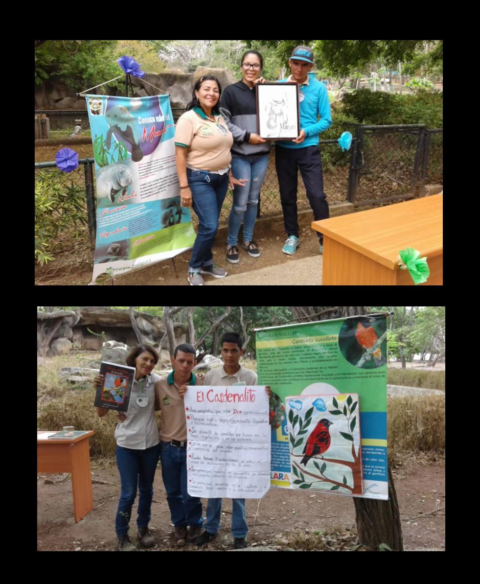 Outreach activities at Bararida Zoo