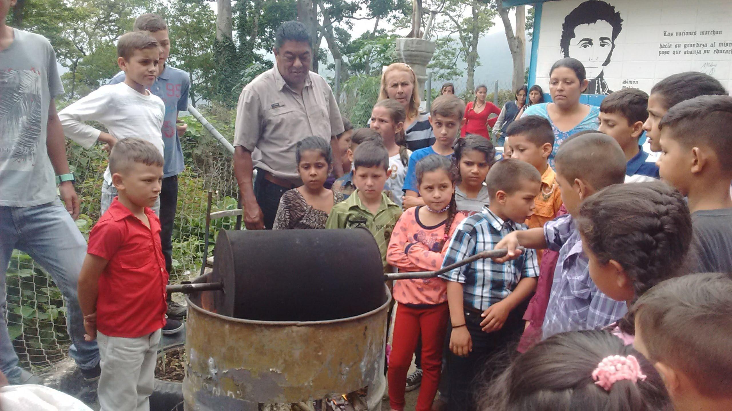 Towards bird-friendly coffee in Venezuela: a special celebration