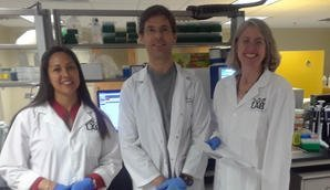Capacity building and genetic research at the Smithsonian Institution