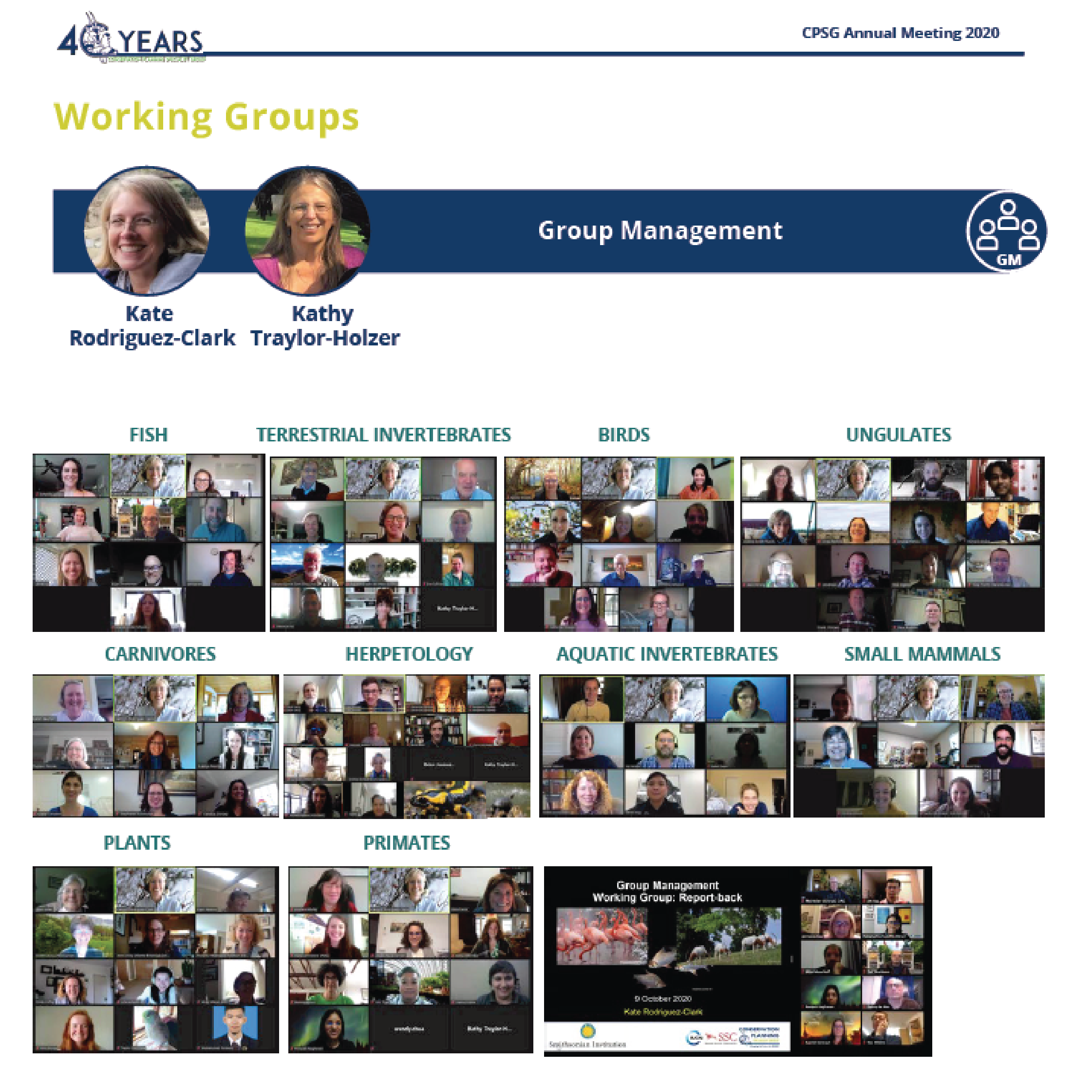 RSI participation in the Group-Management Initiative